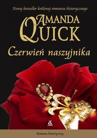 Okładka książki/ebooka Czerwień naszyjnika