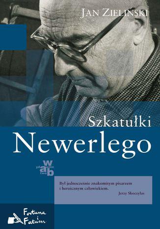 Okładka książki/ebooka Szkatułki Newerlego