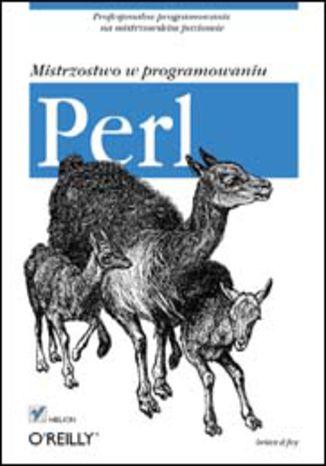 Okładka książki/ebooka Perl. Mistrzostwo w programowaniu
