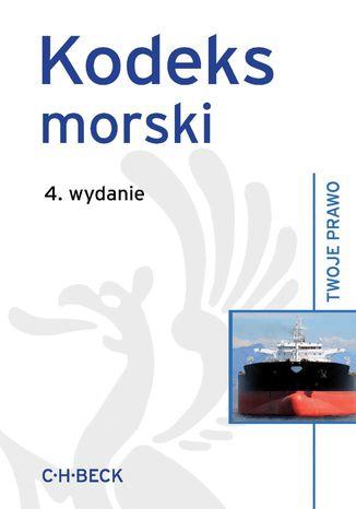 Okładka książki/ebooka Kodeks morski