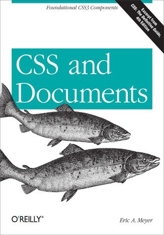 Okładka książki/ebooka CSS and Documents