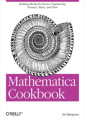Okładka książki/ebooka Mathematica Cookbook