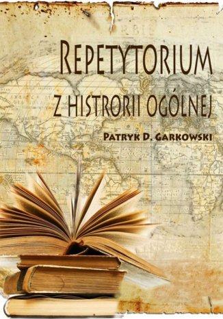 Okładka książki/ebooka Repetytorium z historii ogólnej