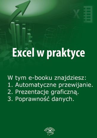 Okładka książki/ebooka Excel w praktyce, wydanie czerwiec-lipiec 2014 r