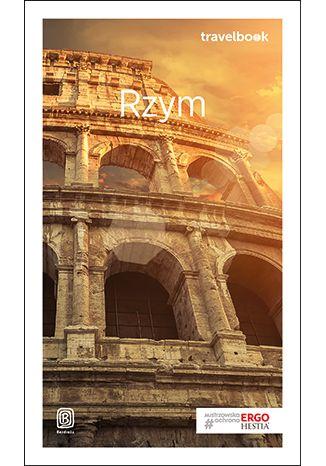 Okładka książki Rzym. Travelbook. Wydanie 2