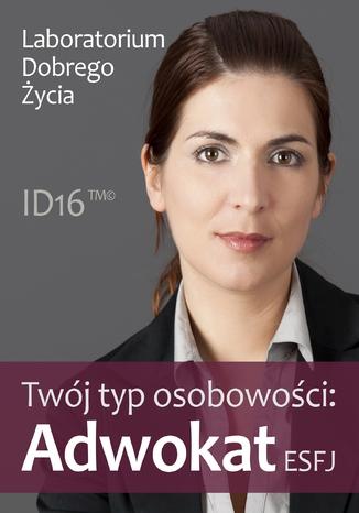 Okładka książki/ebooka Twój typ osobowości: Adwokat (ESFJ)