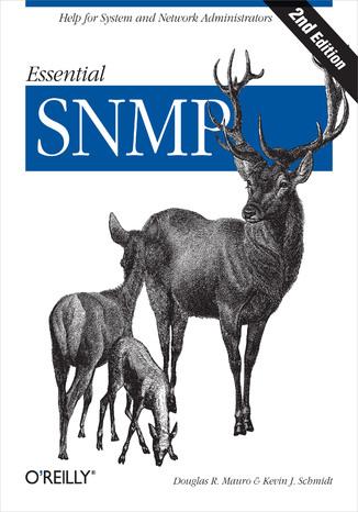 Okładka książki/ebooka Essential SNMP. 2nd Edition