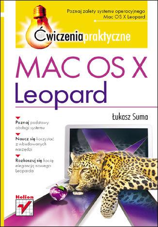 Okładka książki/ebooka Mac OS X Leopard. Ćwiczenia praktyczne