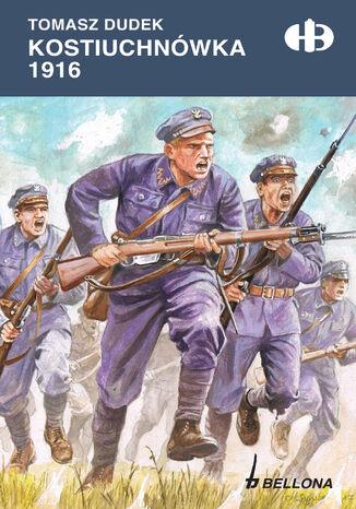 Okładka książki/ebooka Kostiuchnówka 1916