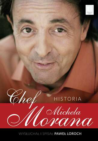 Okładka książki/ebooka Chef. Historia Michela Morana