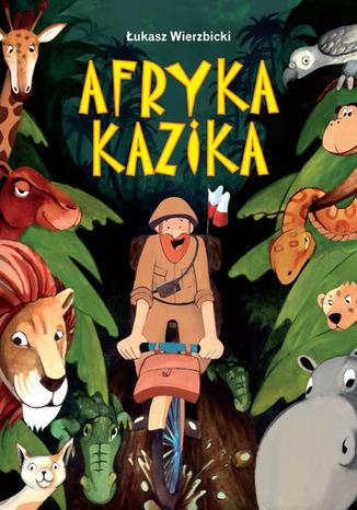 Okładka książki/ebooka Afryka Kazika