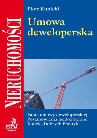 Okładka książki/ebooka Umowa deweloperska