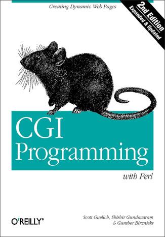 Okładka książki/ebooka CGI Programming with Perl. 2nd Edition