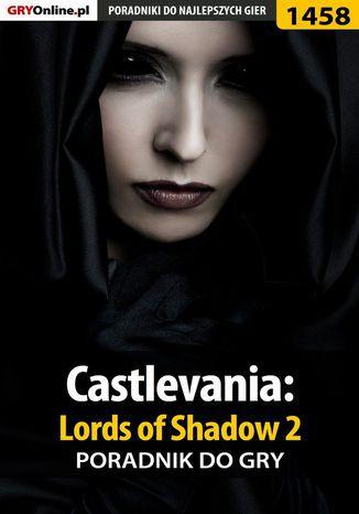 Okładka książki/ebooka Castlevania: Lords of Shadow 2 - poradnik do gry