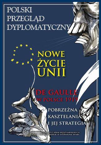 Okładka książki/ebooka Polski Przegląd Dyplomatyczny 2/2019