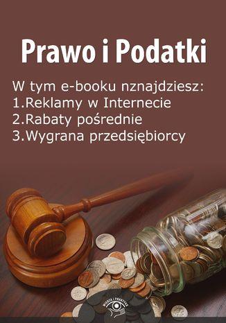Okładka książki/ebooka Prawo i Podatki, wydanie listopad 2014 r