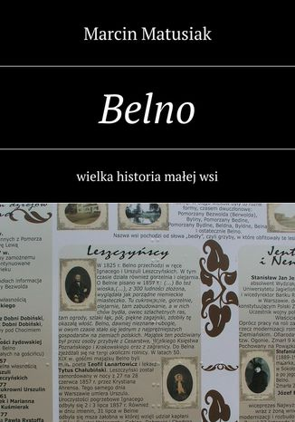 Okładka książki/ebooka Belno