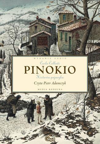 Okładka książki/ebooka Pinokio. Historia pajacyka
