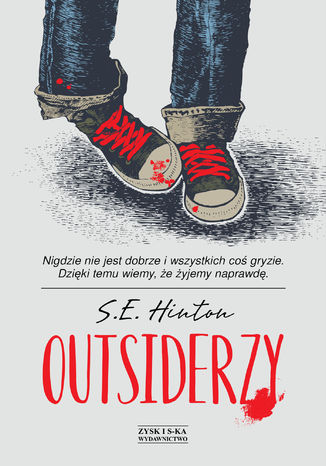 Okładka książki/ebooka Outsiderzy