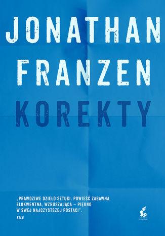 Okładka książki/ebooka Korekty