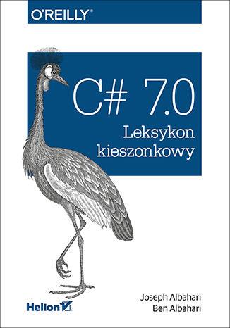 Okładka książki/ebooka C# 7.0. Leksykon kieszonkowy