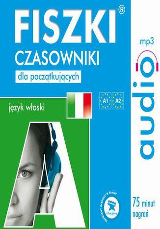 Okładka książki/ebooka FISZKI audio  j. włoski  Czasowniki dla początkujących