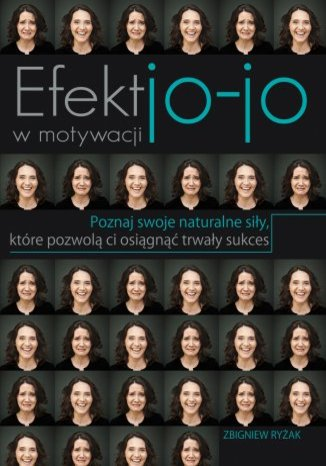 Okładka książki/ebooka Efekt jo-jo w motywacji
