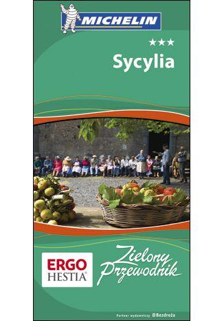 Okładka książki/ebooka Sycylia. Zielony Przewodnik. Wydanie 1