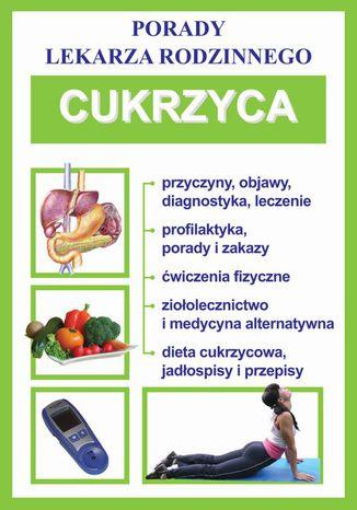 Okładka książki/ebooka Cukrzyca