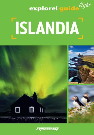 Okładka książki/ebooka Islandia light: przewodnik