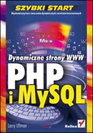 Okładka książki/ebooka PHP i MySQL. Dynamiczne strony WWW. Szybki start