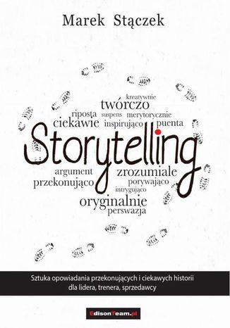 Okładka książki/ebooka Storytelling