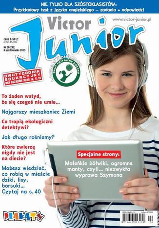 Okładka książki/ebooka Victor Junior nr 20 (292)