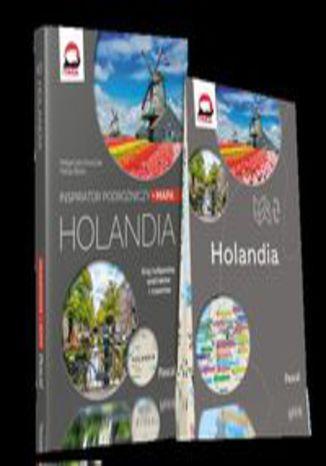 Okładka książki/ebooka Holandia Inspirator podróżniczy