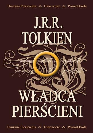 Okładka książki/ebooka Władca Pierścieni