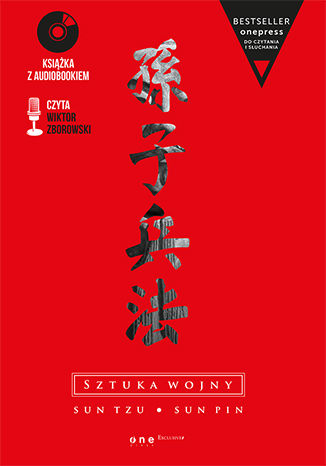 Okładka książki/ebooka Sztuka wojny (Wydanie ekskluzywne + Audiobook mp3)