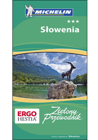 Okładka książki/ebooka Słowenia. Zielony Przewodnik Michelin