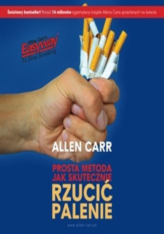 Okładka książki/ebooka Prosta metoda jak skutecznie rzucić palenie