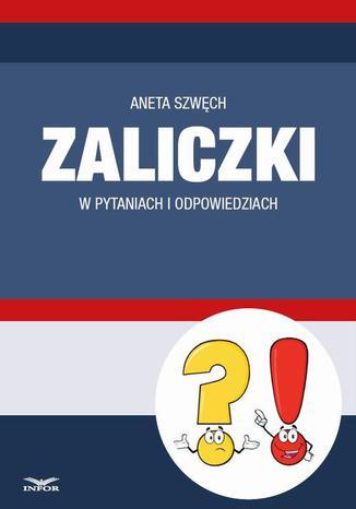 Okładka książki/ebooka Zaliczki w pytaniach i odpowiedziach