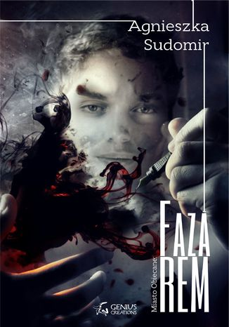Okładka książki/ebooka Faza REM