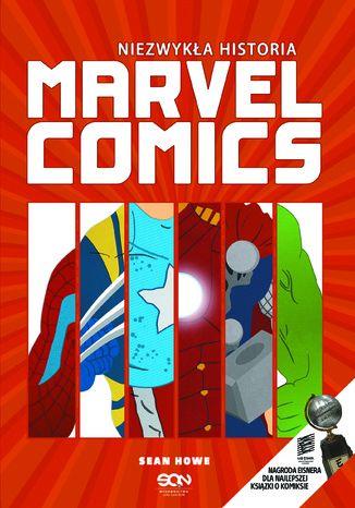 Okładka książki/ebooka Niezwykła historia Marvel Comics