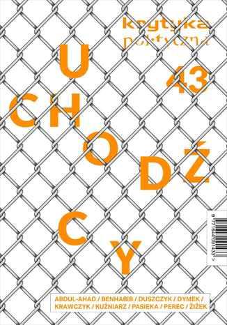 Okładka książki/ebooka Krytyka Polityczna nr 43