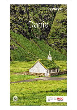 Okładka książki/ebooka Dania. Travelbook. Wydanie 1