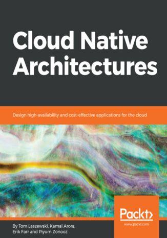Okładka książki/ebooka Cloud Native Architectures