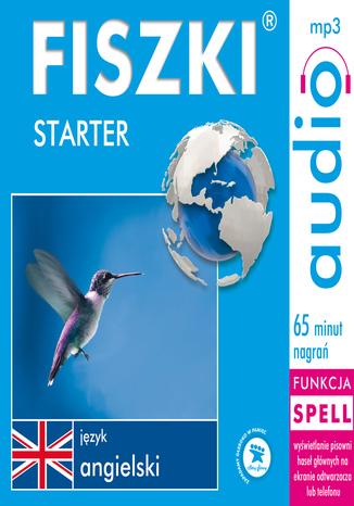 Okładka książki/ebooka FISZKI audio - j. angielski - Starter