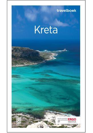 Okładka książki/ebooka Kreta. Travelbook. Wydanie 3