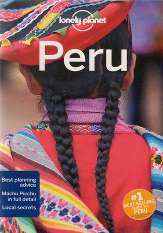 Okładka książki/ebooka Peru. Przewodnik Lonely Planet