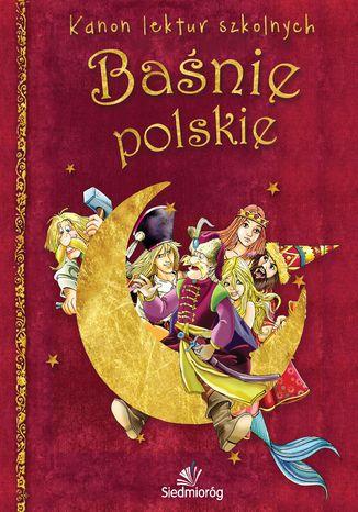 Okładka książki/ebooka Baśnie polskie