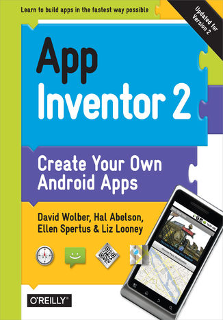 Okładka książki/ebooka App Inventor 2. Create Your Own Android Apps. 2nd Edition