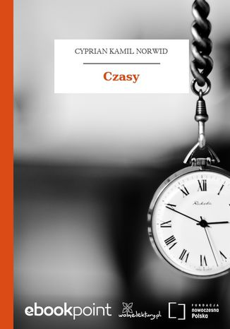 Okładka książki/ebooka Czasy